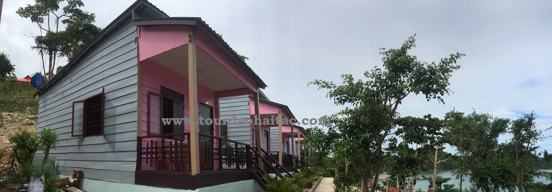 Khách Sạn Đảo Hải Tặc | Resort Huỳnh Đức.